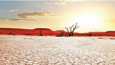 Space tech to predict droughts in advance