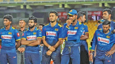 Sri Lanka drop to 9th in ODI rankings