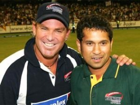 Warne, Tendulkar plan to start T20 league for former greats
