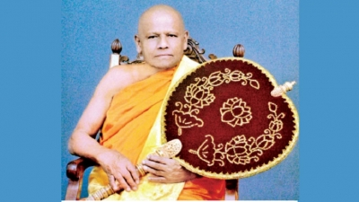 Maithri-Mahinda link will benefit country says Asgiriya Mahanayake Thera