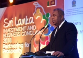 Sri Lanka is base to tap into the fast growing Indian Ocean region