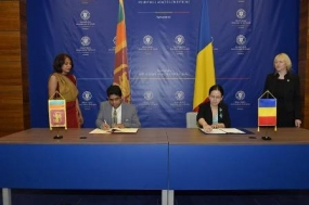 State Minister reaffirms commitment to advance Sri Lanka- Romania bilateral relationship