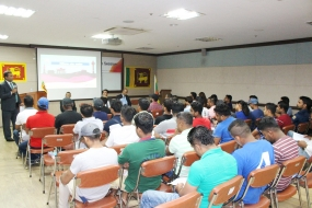 Lanka Embassy in Korea launches programme on entrepreneurial education