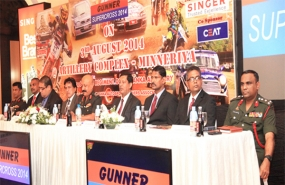 'Gunner Supercross - 2014' motor racing event concludes