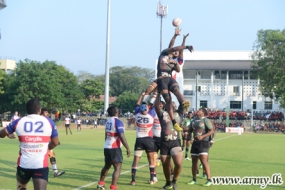 Army Ruggerites Clinch Victory over Kandy SC