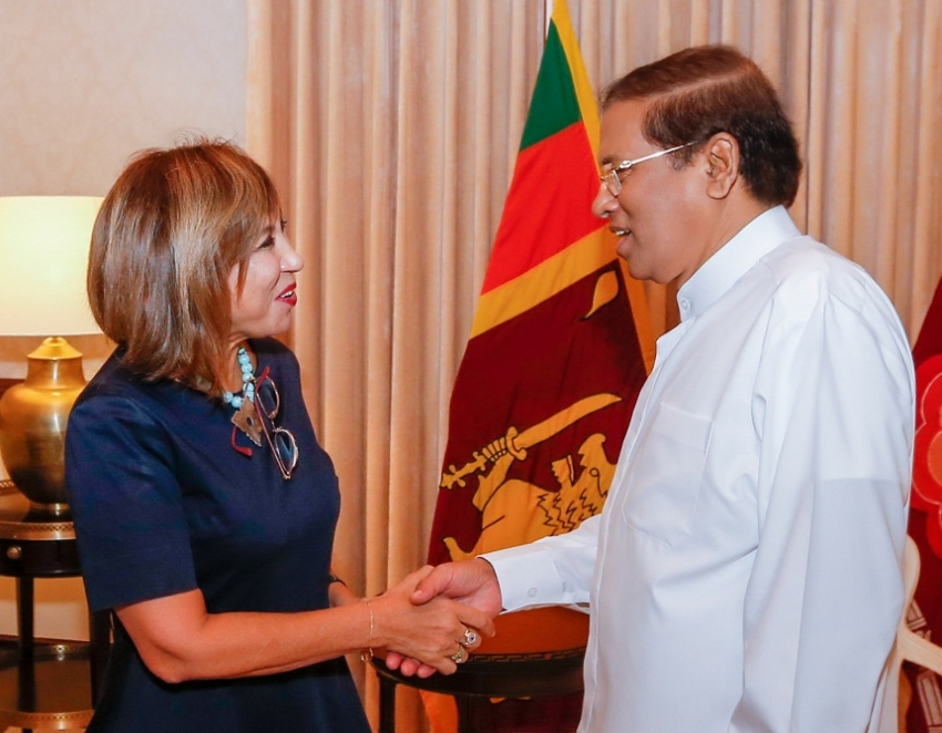 UN Resident Coordinator called on President