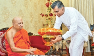 Malwatte Mahanayake Thera calls for new laws to curb terrorism, extremism