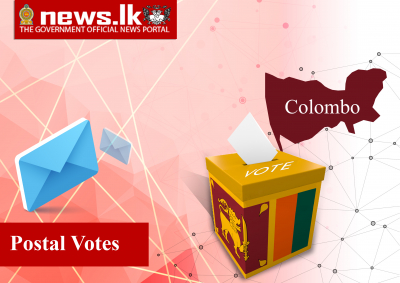 Polling Division : POSTAL District : Colombo