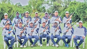 Lankan Sports Shooters Excel at World C'ship