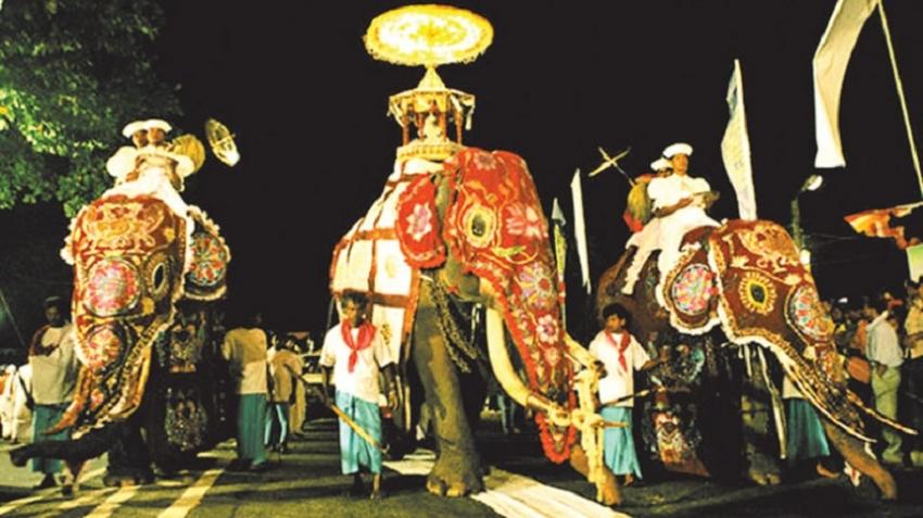 Bellanwila  Randoli Maha Perahera parades tomorrow