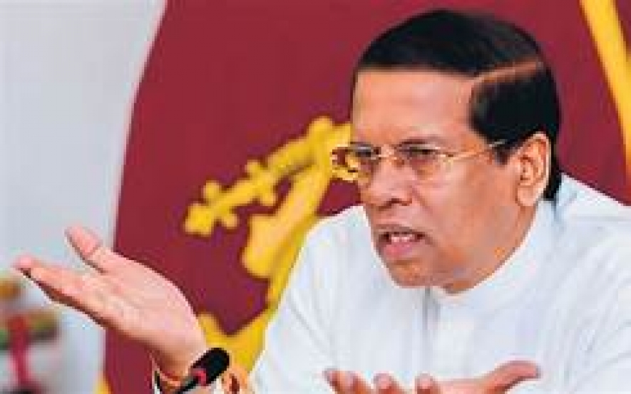 President returns to Sri Lanka from visit to Iran