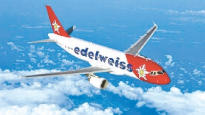 Edelweiss Air to fly to Colombo