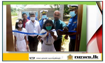 Four RO plants established by Navy declared open for public use