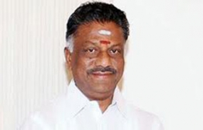 Paneerselvam is new TN Chief Minister