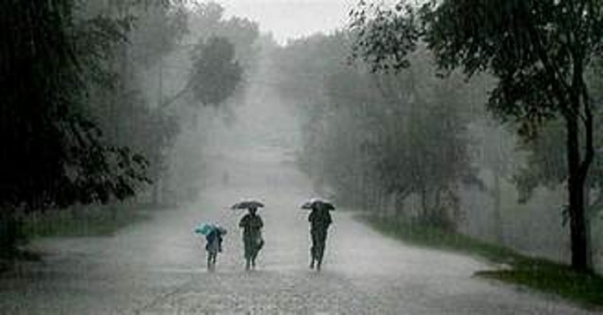 Heavy rainfall in several provinces