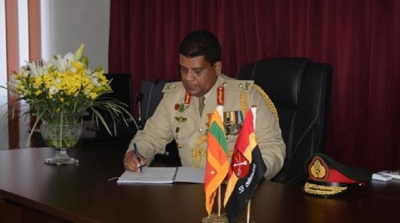 Shavendra Silva appointed Army Chief of Staff