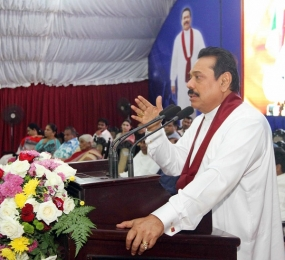 President participates at Badulla Haliela Women's Convention