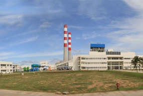 Norochcholai Coal Power Plant, Sri Lanka's largest profitable entity