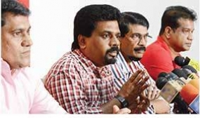 Penalizing offenders does not amount to taking political revenge - JVP