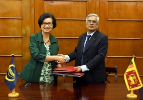 USD 453 Mn from ADB for Mahaweli Water Security Investment Program