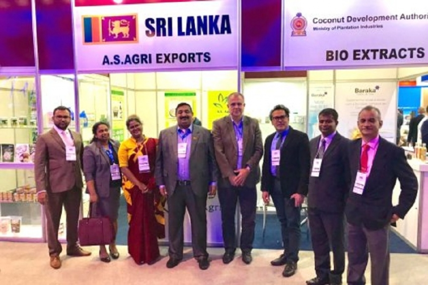 Lanka  at the largest exhibition in Brazil - APAS Show 2019