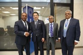 JBIC reiterates support for Sri Lanka's economic program