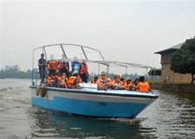 Vessels Transport Service starts in Colombo