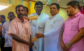 Two community service programs in Vavuniya