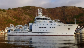 Norwegian Research Vessel in SL to assess marine resources