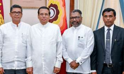 Three new governors appointed