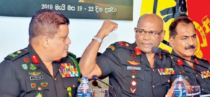 Climate peaceful for Vesak celebrations - Army Chief