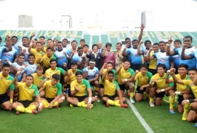 Friendly Rugby match to celebrate 60th Anniversary of  Sri Lanka – Thai Diplomatic Relations