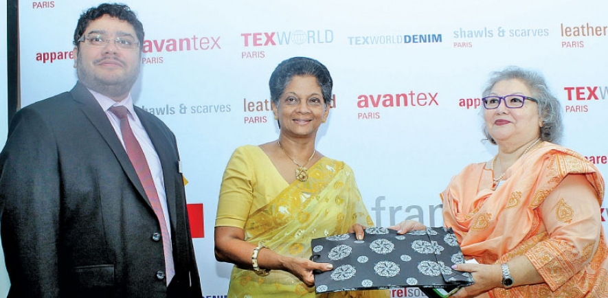 SL on course for US$ 17.5 bn export target for 2018