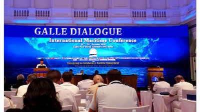 """Galle Dialogue 2019"" will be held on Monday"