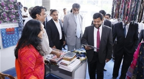 Over 50 Indian companies at the India Expo in Sri Lanka