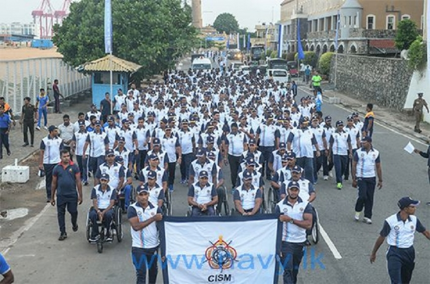 The International Military Sport Council (CISM) Day Run 2019