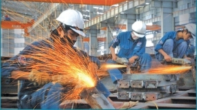 Industrial production up in June