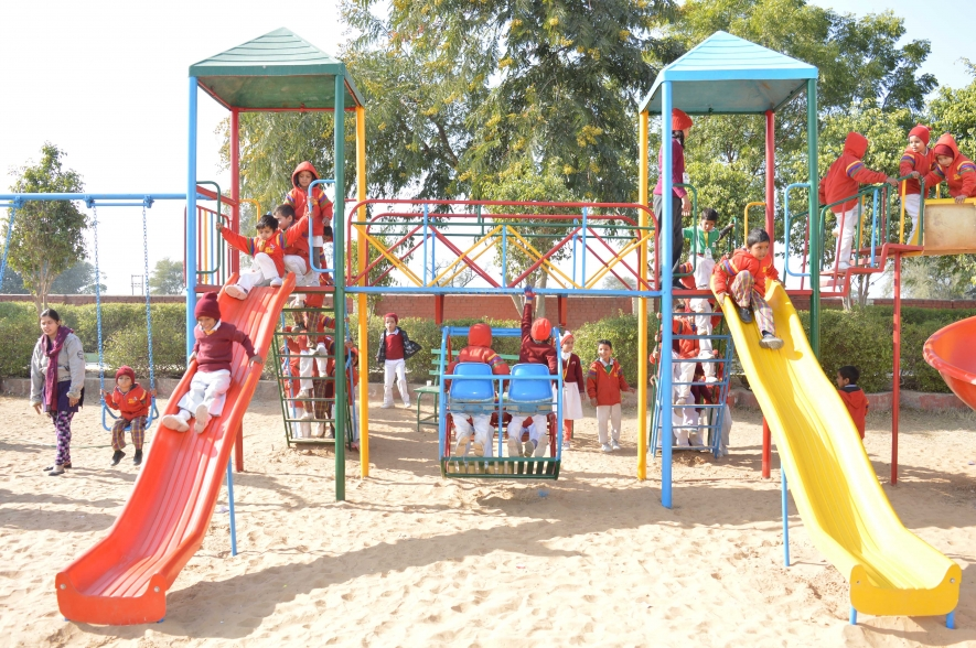 Suhuru Children's Park declares open today