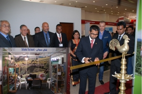 Ceylon Tea gets major boost at Cairo International Fair