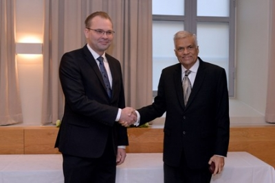 PM meets Finland Defence Minister