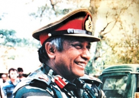 22nd death anniversary of Lt.General Denzil Kobbekaduwa falls today