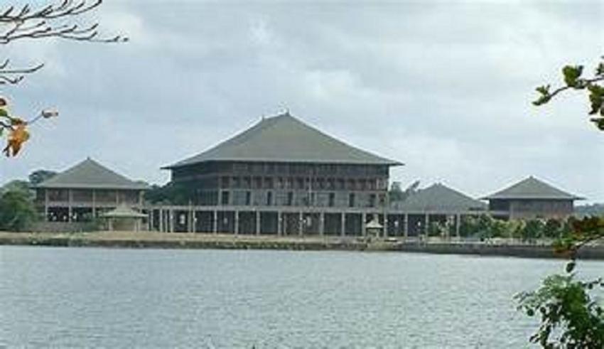 Parliament adjourned until Nov 19