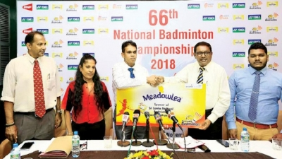 Badminton Nationals begin tomorrow