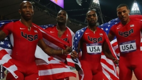 US stripped of London 2012 Olympic relay medals