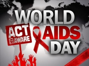 Today is World Aids Day.