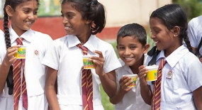 Nutrition level of 75% schoolchildren satisfactory - Minister Duminda Dissanayake