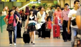 Sri Lanka tourist arrivals up by 2.8 percent in September 2018