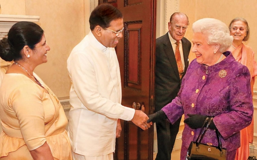 President attends Commonwealth Day Reception in London