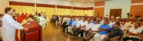 President pledges to preserve democracy within the SLFP