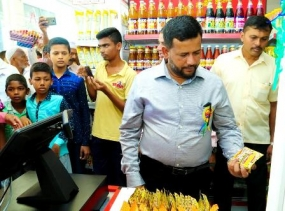 Expansion program is not to privatize Lanka Sathosa - Minister